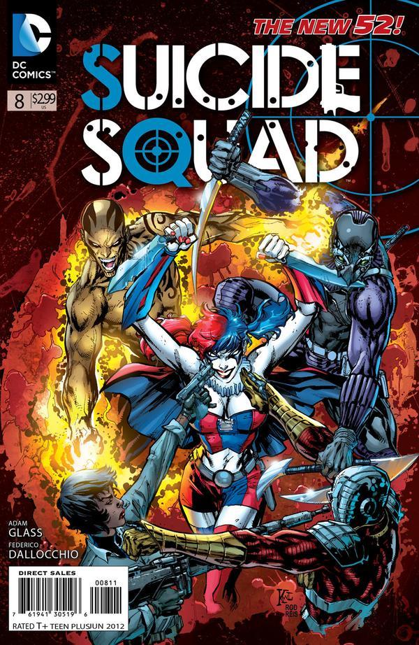Suicide Squad 008
