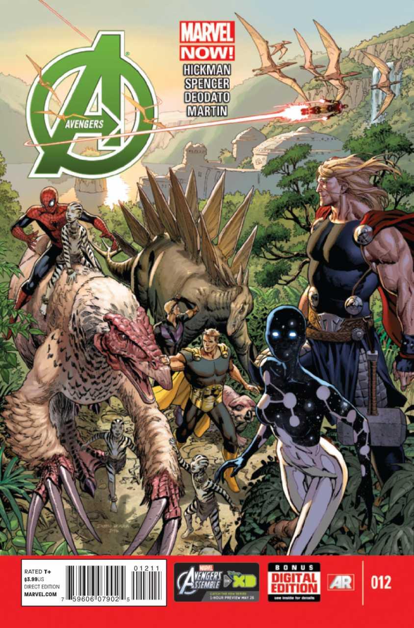 Avengers 012