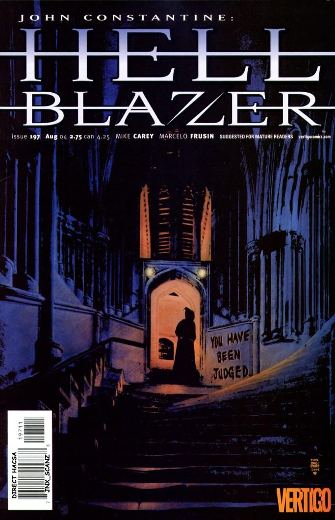 Hellblazer 197