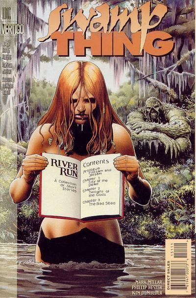 swamp-thing 151