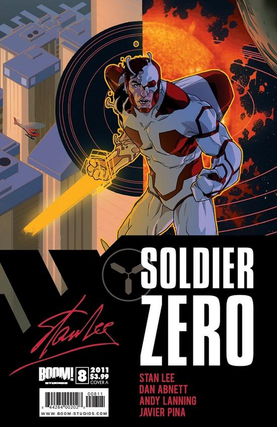 Soldier Zero 008