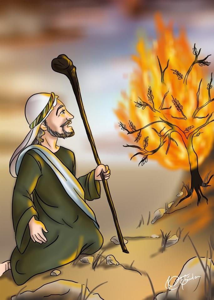 As Desculpas de Moisés
